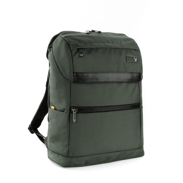 "ROVER Front-flap Backpack 15.6"" - Heros"