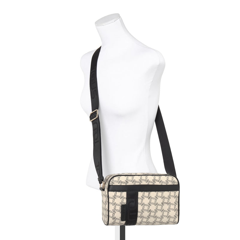 Logogram crossbody bag - Heros