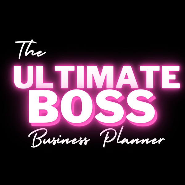 The Ultimate Boss Business Planner