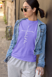 Comfort Color Faith Tee