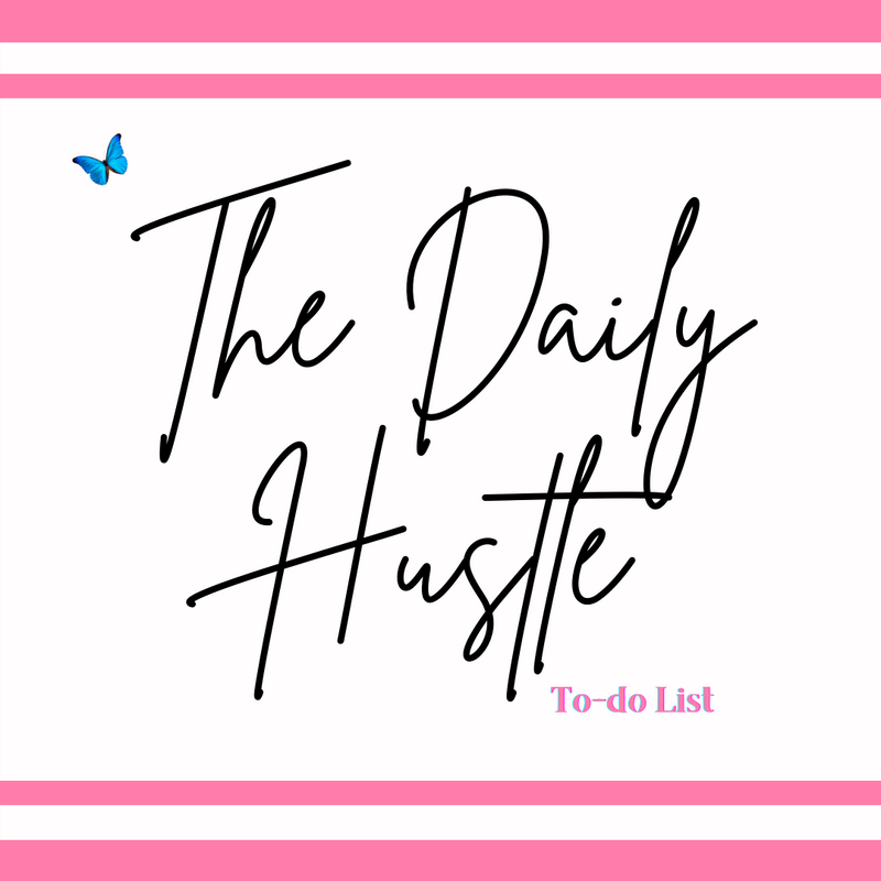 The Hustle To-Do List