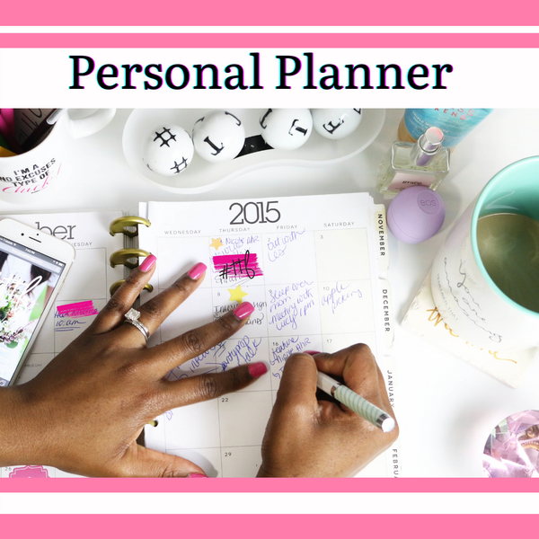 My Personal Planner