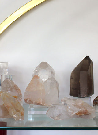 Raise Your Vibe: Crystals 101