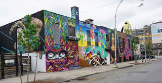 A Guide to Beloved Bushwick: Keep it Colorful