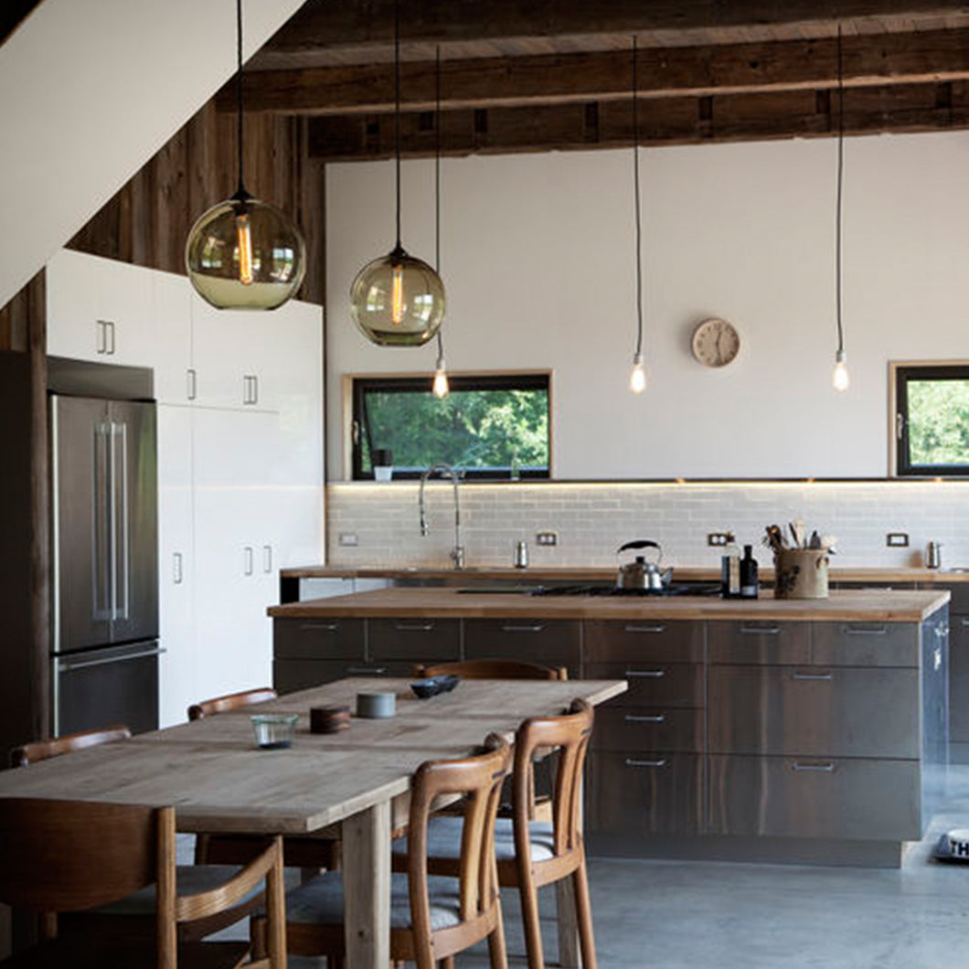 The Bovina House kitchen.