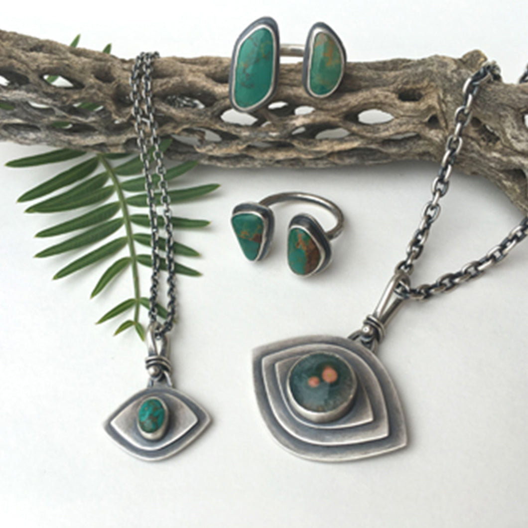 Evil eye collection.