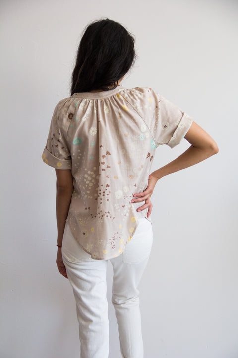 Ann Blouse in Cotton