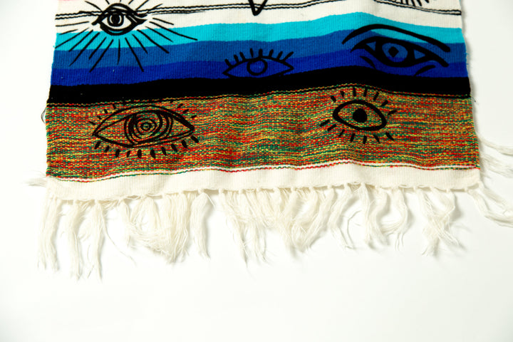 Eye See You Kids Poncho - SOLD