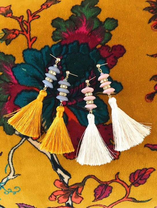 Mini Pagoda Tassels (More Colors)