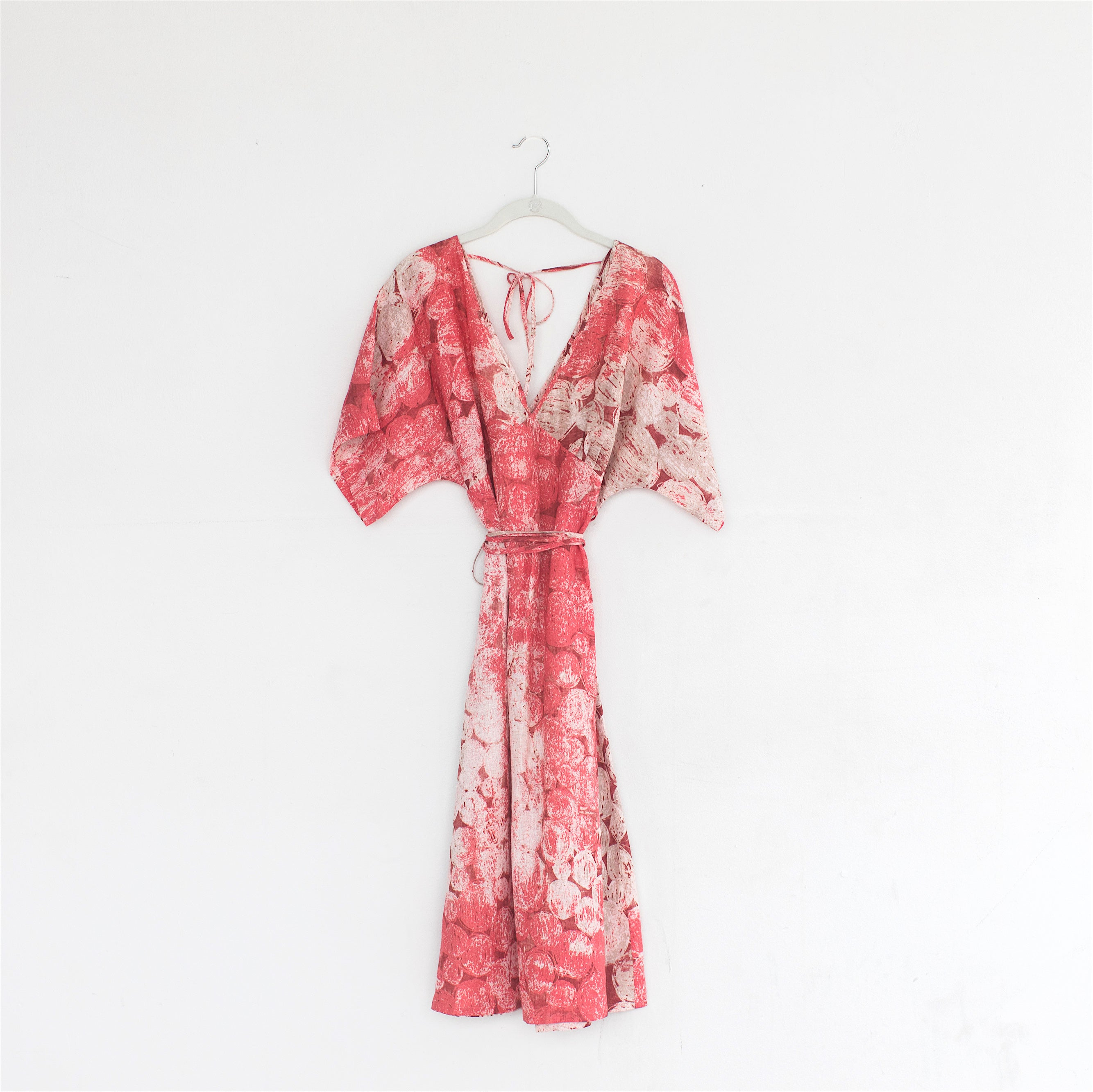 Musubi Wrap Dress