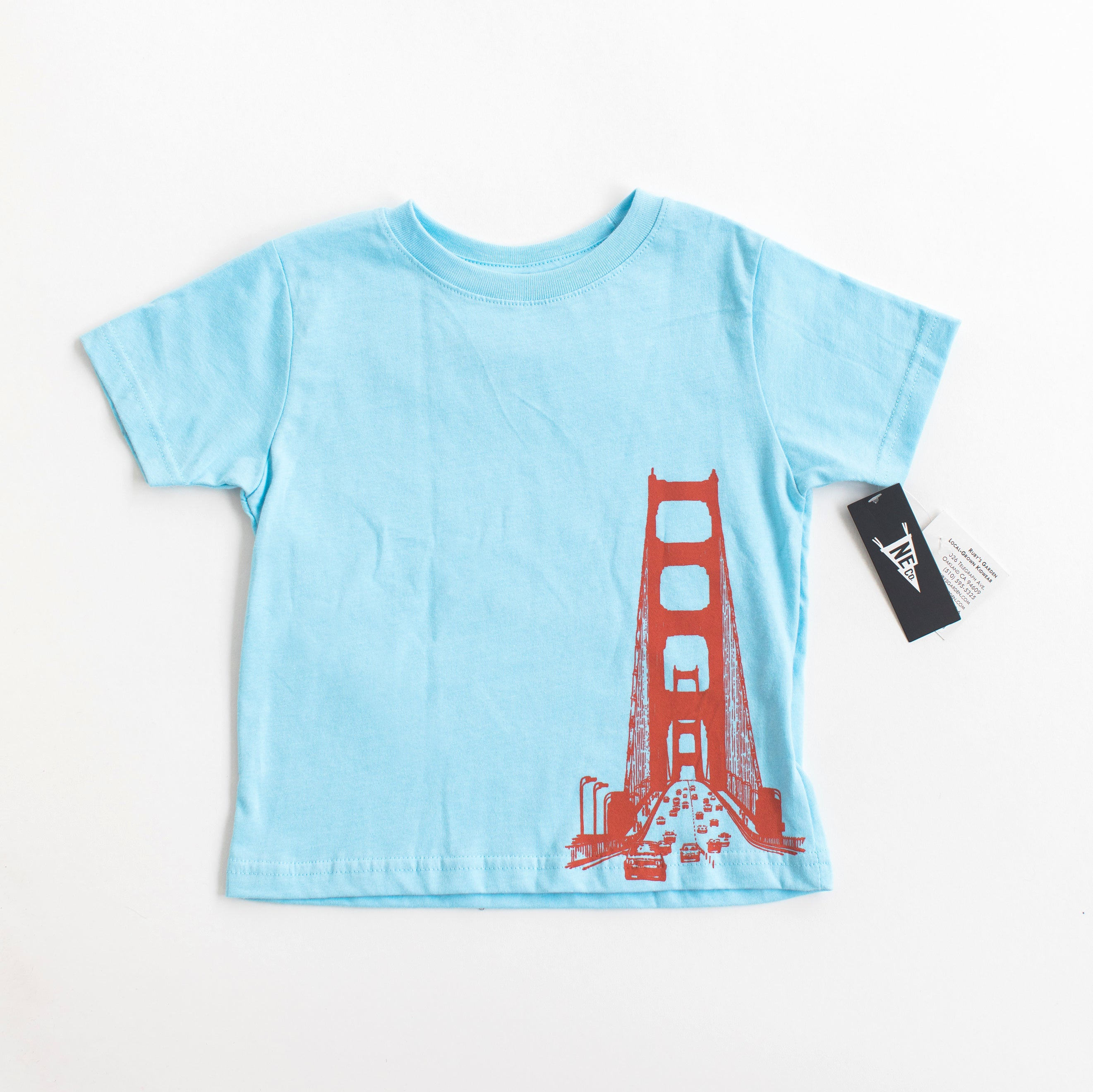 Golden Gate Kids Tee