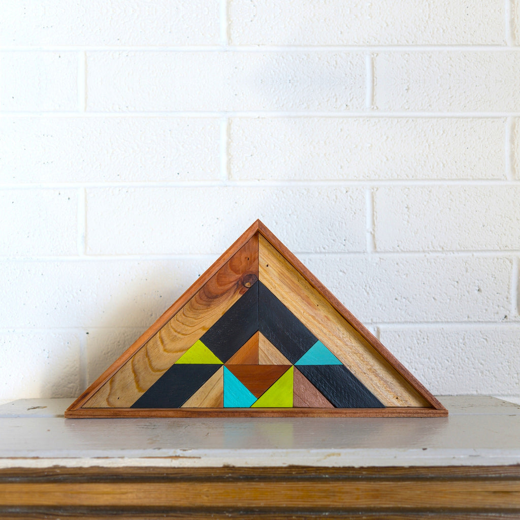 Chevron Wall Hanging - Starts at $38