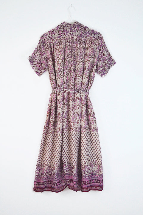 Indian Gauze Dress - SOLD