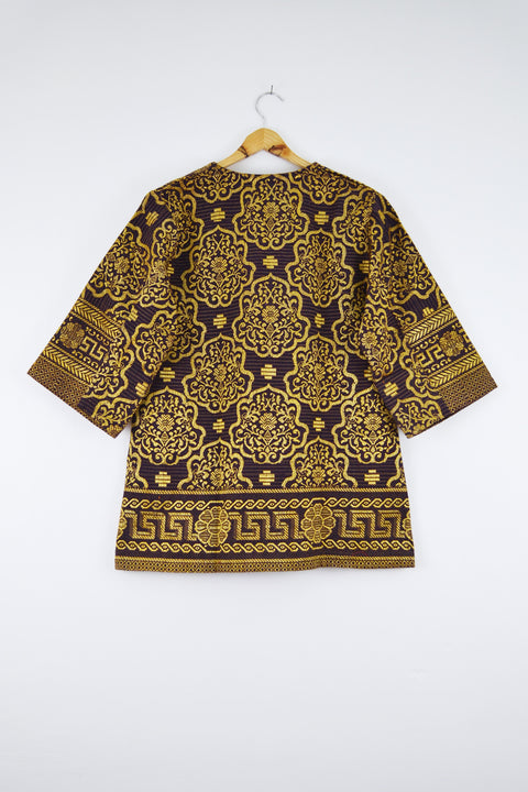 Indian Tapestry Tunic