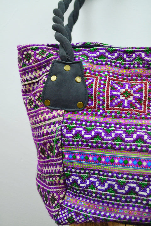 Vietnamese Tribal Bag - SOLD