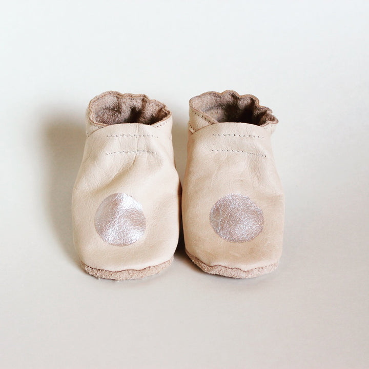 Moonbeam Baby Moccasins