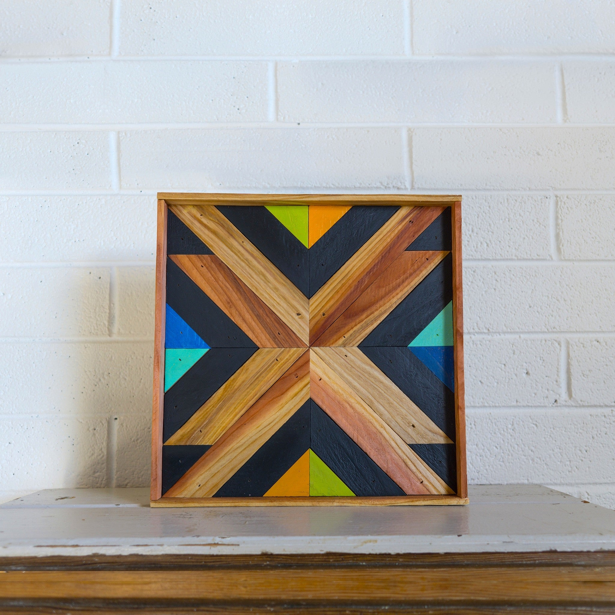 Square Wall Hanging - $138