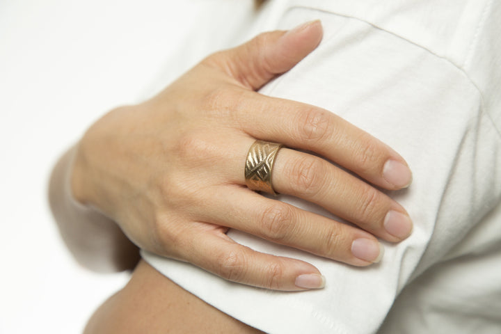 Imprinted Ring