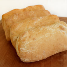 Load image into Gallery viewer, Ciabatta Rolls, Italian | 4 x 150g