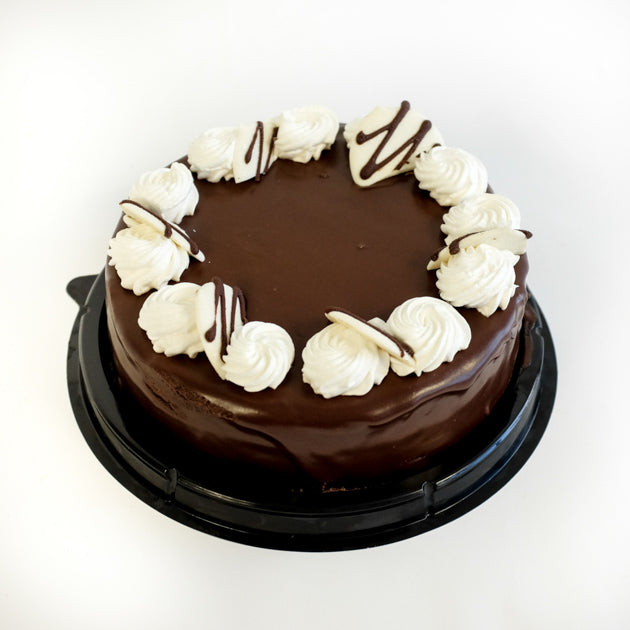 Choc Mousse Duo Cake | 700g