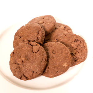 Double Choc Chip Biscuits | 200g