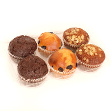 Load image into Gallery viewer, Muffins Assorted | 6 x 65g