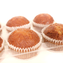 Load image into Gallery viewer, Banana Muffins | 6 x 65g