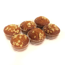 Load image into Gallery viewer, Bran Muffins | 6 x 65g