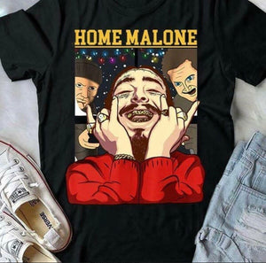 Home Malone T-Shirt