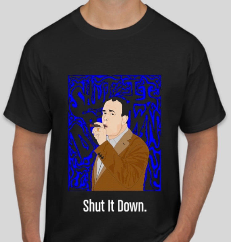 """Shut it Down"" T-Shirt"