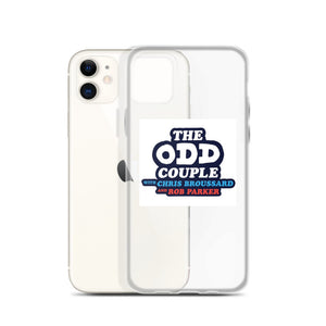 Odd Couple iPhone Case
