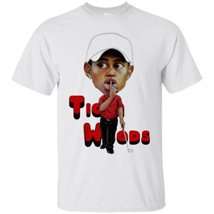 Tiger Woods T Shirt Funny