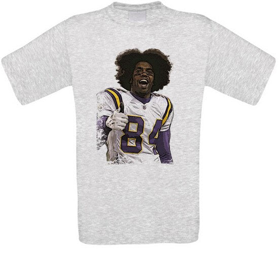 Randy Moss Minnesota Football T-Shirt All Sizes NEW