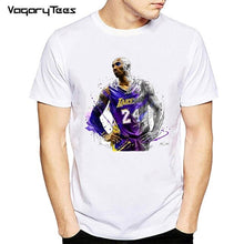 Load image into Gallery viewer, Mamba Forever Memorial T-Shirt