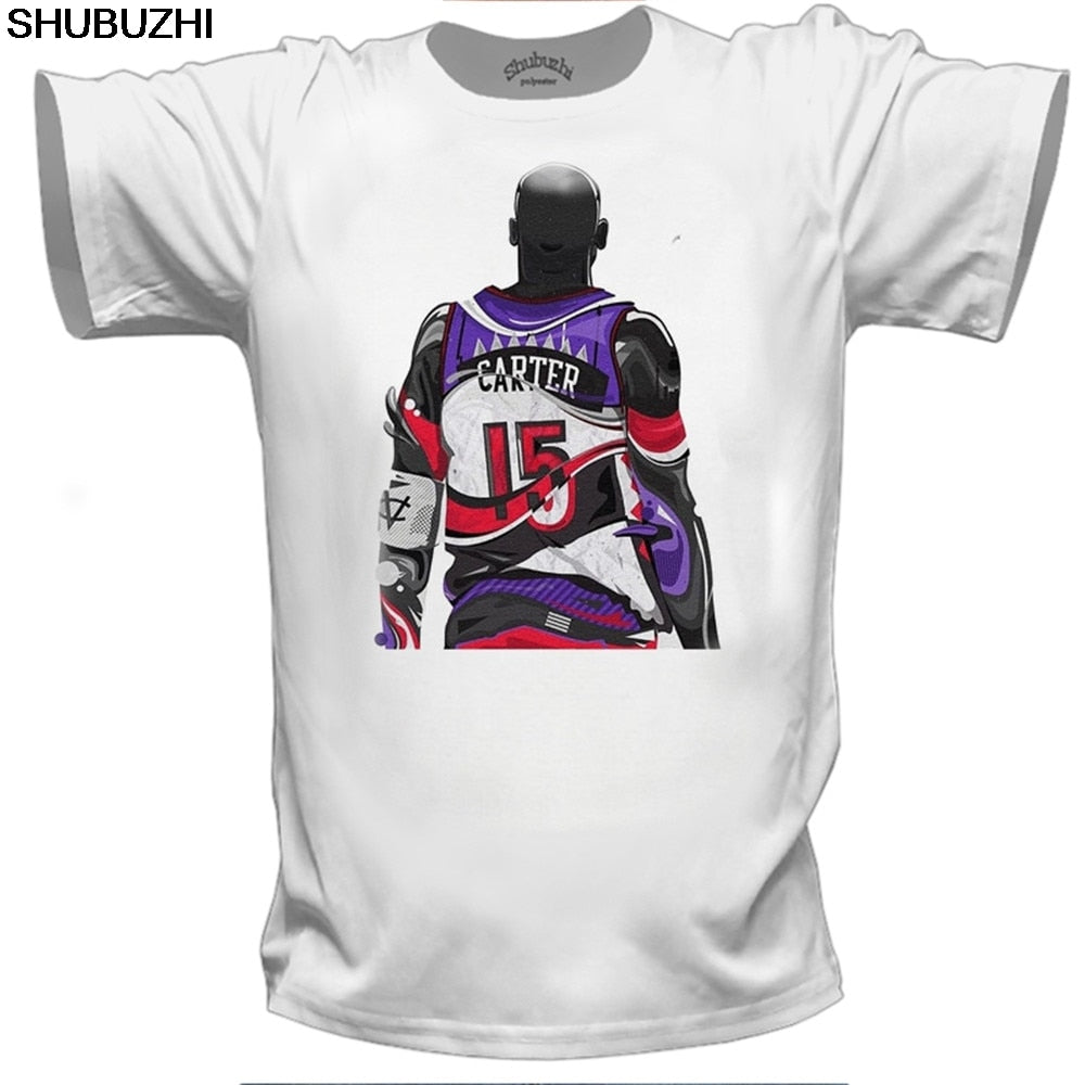 Vince Carter Short Sleeve T-shirt Tee