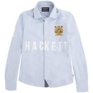 Camisa Snow de Hackett London en bitsibaba.com
