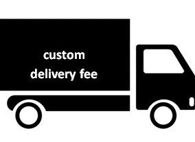 Custom Delivery Fee