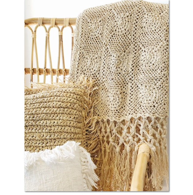 Crochet Throw
