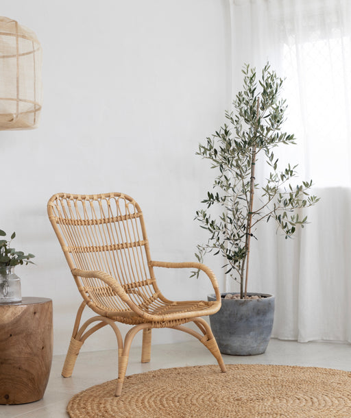 Rattan Relaxer Chair | SOLD OUT