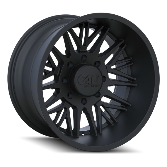 CALI OFF-ROAD 9109-2185MB RAWKON (9109) MATTE BLACK 20X10 5-139.7 -25MM 87.1MM