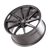 TOUREN 3502-2112GT40 TF02 (3502) GRAPHITE 20X10 5-120 40MM 72.56MM