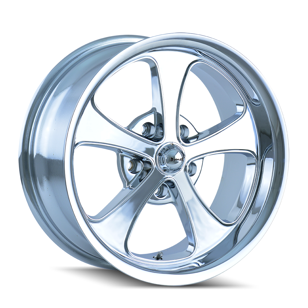 RIDLER 645-2173C 645 (645) CHROME 20X10 5-127 0MM 83.82MM