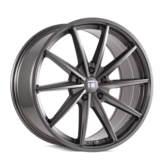 TOUREN 3502-2145GT40 TF02 (3502) GRAPHITE 20X10 5-112 40MM 66.56MM