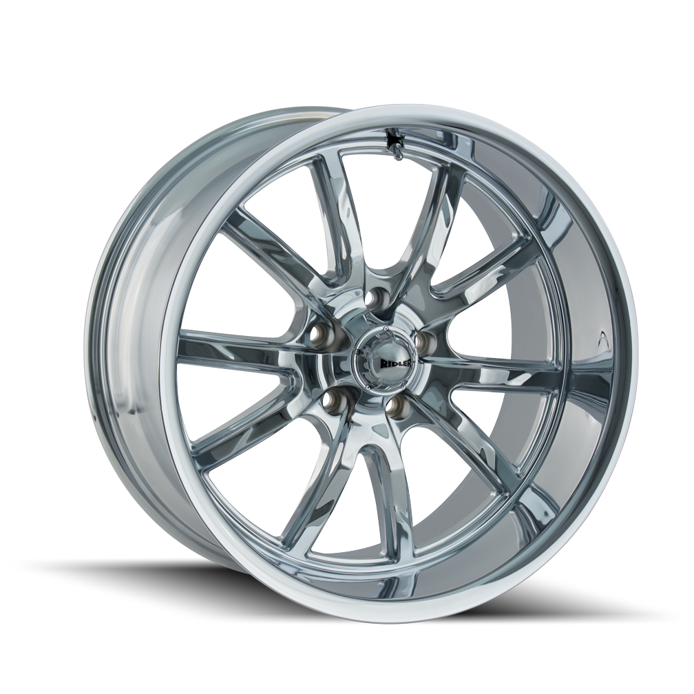 RIDLER 650-2161C 650 (650) CHROME 20X10 5-120.65 0MM 83.82MM