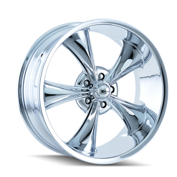 RIDLER 695-7861C 695 (695) CHROME 17X8 5x120.65 0MM 83.82MM