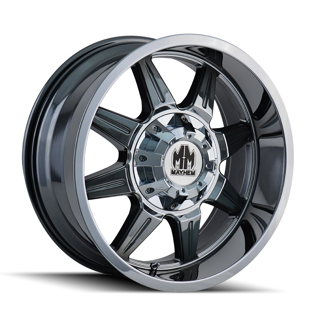 MAYHEM 8100-7952P2D18 MONSTIR (8100) PVD2 17X9 5-127/5-139.7 18MM 87MM