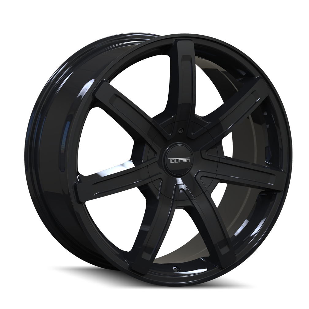 TOUREN 3265-2888B TR65 (3265) BLACK 20X8.5 5-115/5-139.7 18MM 87MM