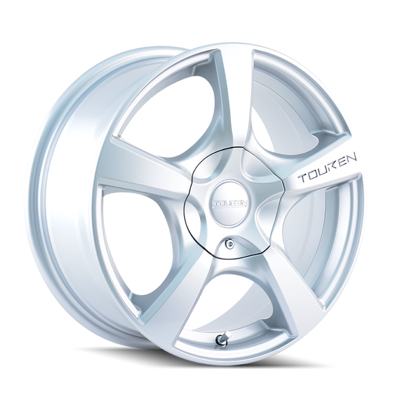 TOUREN 3190-6703S48 TR9 (3190) HYPERSILVER 16X7 5-100/5-114.3 48MM 72.62MM