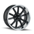 RIDLER 650-2165MB 650 (650) MATTE BLACK/POLISHED LIP 20X10 5-114.3 0MM 83.82MM