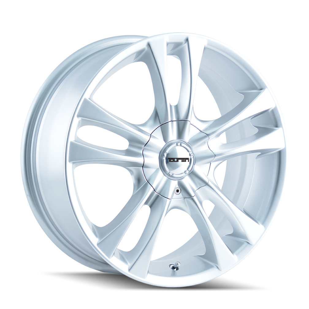TOUREN 3222-7709S TR22 (3222) HYPERSILVER 17X7 5-112/5-120 40MM 72.62MM